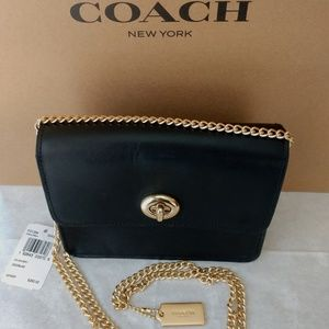 COACH BOWERY CROSSBODY IN SIGNATURE CANVAS